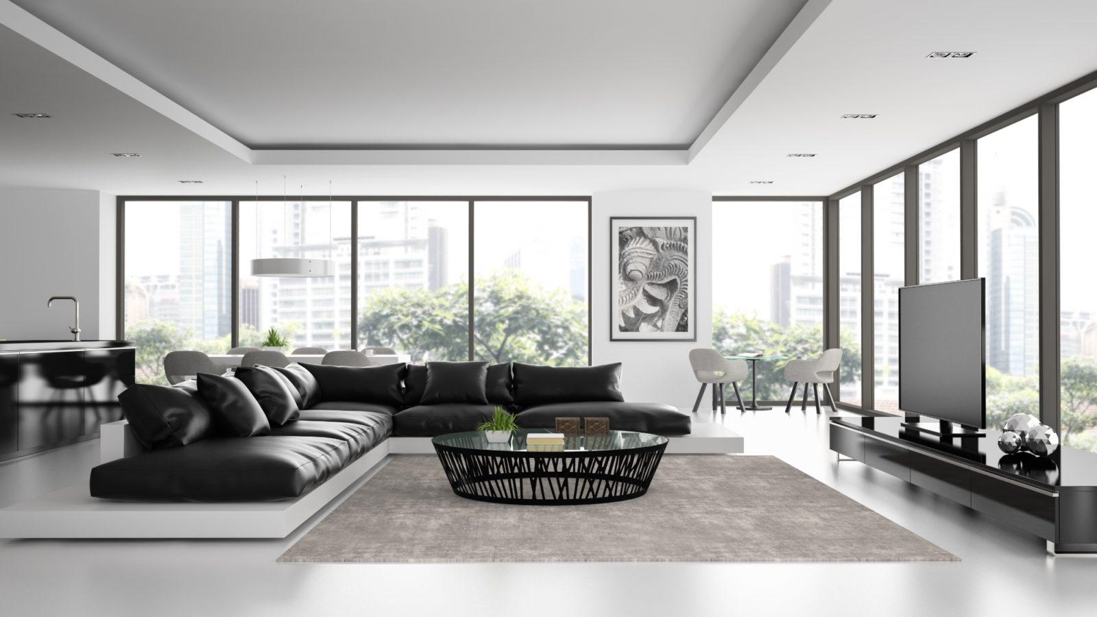 Fresh Clean Ceilings